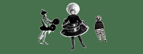 Das Triadische Ballett