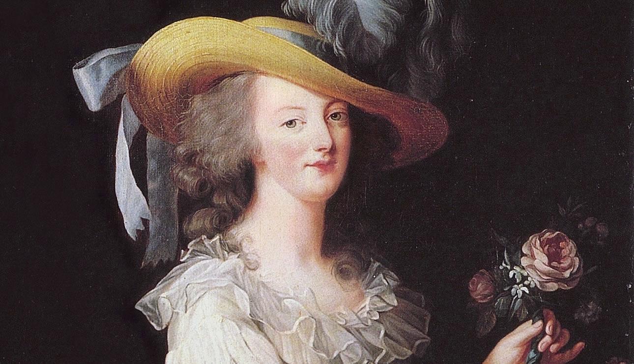Retrato de María Antonieta, Vigée-Lebrun 1783
