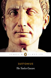 Los doce césares, de Suetonio, en Penguin Classics
