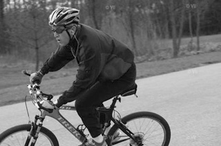 Bush, ciclista