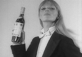 Nico anunciando Terry en 1964