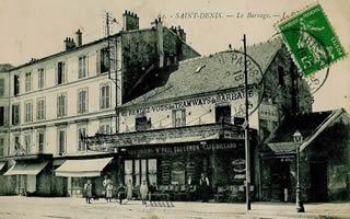 rue saint denis, paris