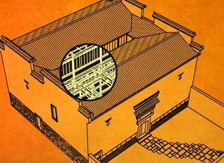 ying yu tang, una casa china
